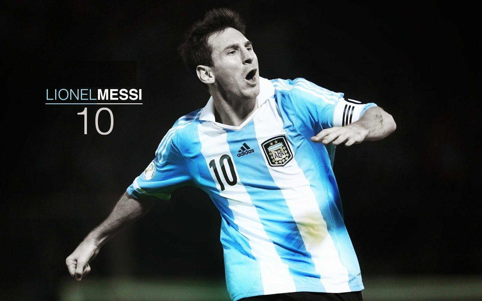 Lionel Messi Wallpaper 2014 World Cup Wallpapers Messi 2014