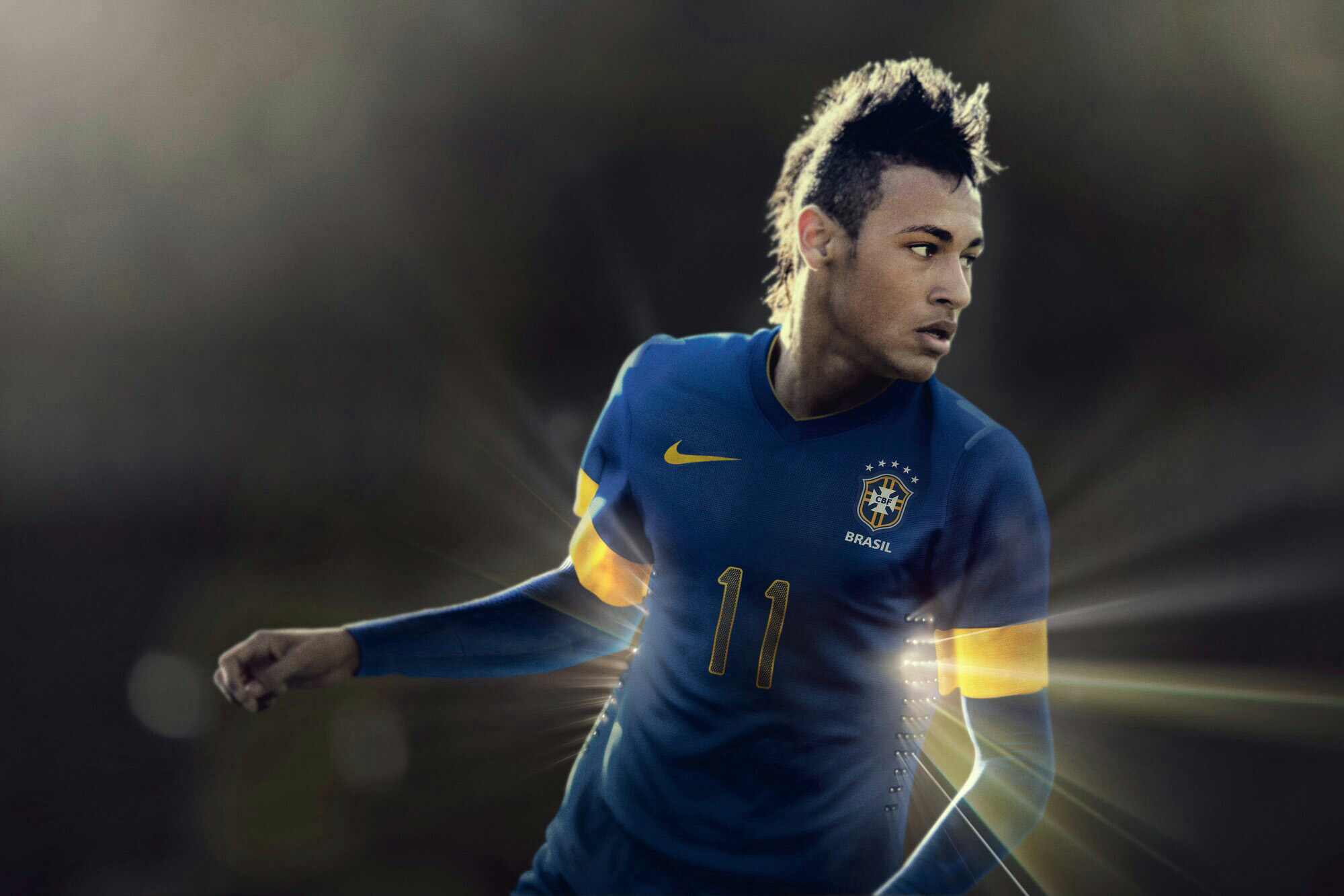 brazil neymar wallpaper 2014 - photo #21